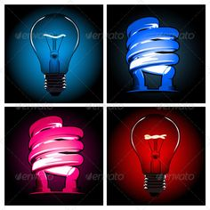 Realistic Graphic DOWNLOAD (.ai, .psd) :: http://sourcecodes.pro/pinterest-itmid-1000891568i.html ... Bulb Lamp Set  ...  bright, bulb, electric, electricity, energy, fluorescent, glass, glowing, illuminated, lamp, light, lightbulb, neon, object, power, reflection, shiny, technology, transparent  ... Realistic Photo Graphic Print Obejct Business Web Elements Illustration Design Templates ... DOWNLOAD :: http://sourcecodes.pro/pinterest-itmid-1000891568i.html