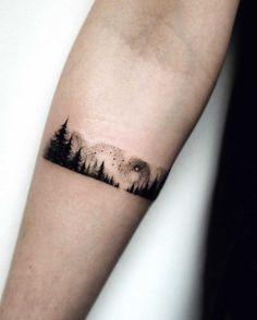 Tatuajes Brazaletes En El Brazo Cool Tattoo Brazo With Tatuajes - Tatuajes-de-brazaletes-para-el-brazo