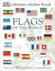 Country Flags of the World A Fun Geography Lesson 4 Free