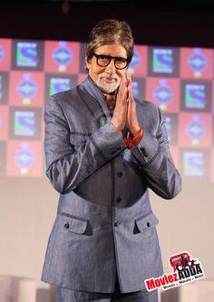 Amitabh Bachchan at KBC 6 Press Conference