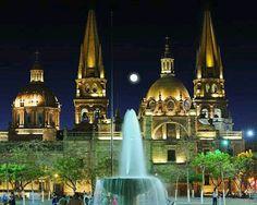 Catedral de #Guadalajara, #Jalisco, #Mexico Eliza Bracho  Tour By Mexico - Google+