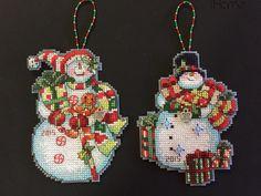 Cody & Chyanna's ornaments