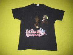 Vintage ROD STEWART 1991 TOUR T-SHIRT concert tee Large | eBay