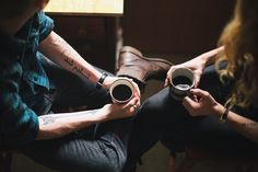 Find images and videos about love, couple and friends on We Heart It - the app to get lost in what you love. Love Couple, Couple Goals, Create Photo, Positive Attitude, Coffee Drinks, Drinking Coffee, Coffee Time, Love Story, In This Moment