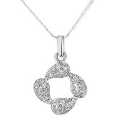 18k Gold Plated Circle Crystal Necklace