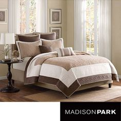 Madison Park Danville Pieced 7-piece Coverlet Set - $110