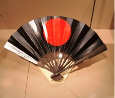 A Japanese fighting fan  In ancient Japan even implements intended to provide relief from summer's heat and humidity became weapons. But the gunsen and tessen, foldable fans reinforced by metal plating, were only relied on as a last resort. Police officers and night watchmen used these blunt, nonlethal instruments to beat perpetrators into submission.