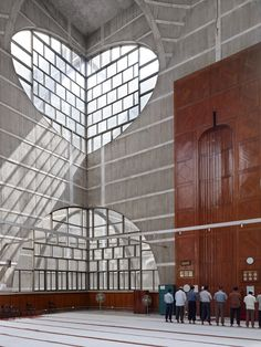 Louis Kahn | House of the Nation on Behance
