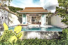 Luxusresort an der Thailand Westküste: Banyan Tree Krabi Krabi, Thailand, Villa, Hotels, Spa, Mansions, Luxury, House Styles, Outdoor Decor