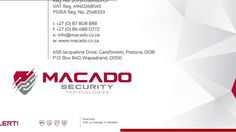Macado Security Technologies - ALWAYS ALERT Footage from Macado Technologies (Pty) Ltd - Videofied Motionviewer. For more information on Videofied motion-vie.