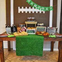 HomeGating Football Watch Party - Football