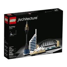 Recreate the architectural magnificence of Sydney with this realistic LEGO. brick model. The LEGO Architecture Skyline Collection offers models suitable for display in the home and office and has bee...