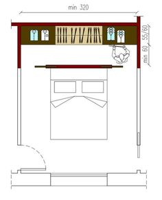 misure minime per cabina armadio - Cerca con Google