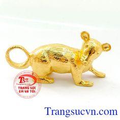 Tuổi Tý Vàng 99.9 - Con Giáp Vàng 24k - TRANG SỨC VÀNG - Công Ty Trang Sức Em Và Tôi -Trangsucvn.com