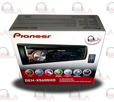 Sourcing-LA: Pioneer DEH-X5600HD In-Dash SD CD MP3 USB Indash C...