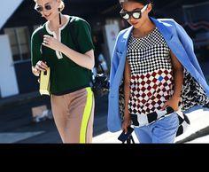 Jak & Jils Tommy Ton Shoots Fashion Week Australia for Style.com