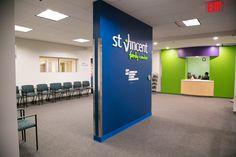 St. Vincent's Family Center - Branding