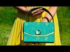 Handbag Style Gift Wrapping