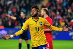 Neymar vai jogar contra Honduras amanhã, confirma Dunga.