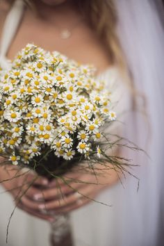 Beautiful daisy bouquet captured by Pawel Bebenca Photography | onefabday.com