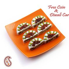 Dryfruit stuffed Anjeer Cutlets with Free Laxmi Ganesh Coin