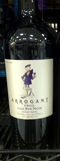 Bonjour à tous!I was at the store the other day and saw this wine on the shelf. There was a little tag describing that it was a new brand from France, but I decided to ignore it because it felt like a gimmick with the way it was presented. I've tried some French wine in+ Read More