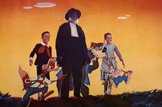 "The cartoon segments bring Joel Chandler Harris's ""Uncle Remus"" animal fables to vivid, hilarious li... - Disney"