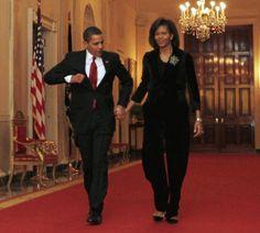 President Barack Obama With Lady Michelle Obama. Michelle Obama, First Black President, Mr President, Joe Biden, Durham, Black Is Beautiful, Beautiful People, Barack Obama Family, Obamas Family