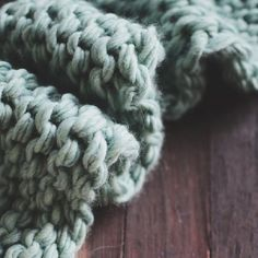 This surprisingly simple throw makes for a great rainy day project. It can be made in about 2 - 3 hours!