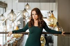 Image result for lacey chabert and daughter Lacey Chabert, Daughter, Dresses With Sleeves, Long Sleeve, Image, Fashion, Moda, Gowns With Sleeves, Fashion Styles