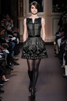 Andrew Gn Fall 2013 Ready-to-Wear