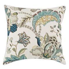Chooty & Co. www.chooty.com Finder's Keepers French Blue 17x17 pillow