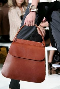 Marni at Milan Fashion Week Spring 2007 - Details Runway Photos leather handbags tote