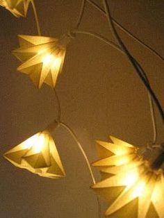 ♥ Marion Creativ Blog: Waldorf fények ...