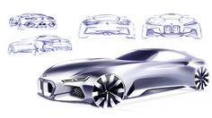 BMW next GT Concept on Behance