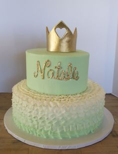 Birthday Princess Cake