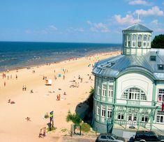10 bonnes raisons d'aller à Riga - JURMALA