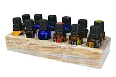 Essential Oil Holder: Shades of Brown (Amazon): $40