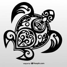 tortuga de mar silueta - Cerca amb Google