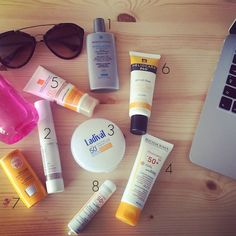 A5 Farmacia: Mis indispensables del verano