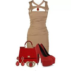 Another Sizzling Outfit....This is a must have!
