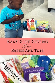 Easy gift giving for