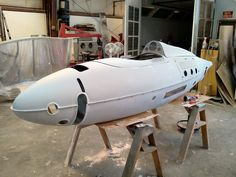The body before painting