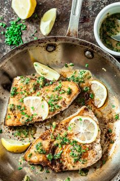 Lemon Garlic Swordfish Recipe - Chew Out Loud This is my new go to recipe for swordfish! Lemon Garlic Swordfish Recipe – Chew Out Lo Steak Recipes, Grilling Recipes, Cooking Recipes, Healthy Recipes, Lemon Recipes, Cooking Game, Cooking Videos, Healthy Meals, Food Videos