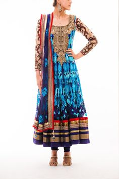 Fashion: Anarkali Suits for Eid 2015