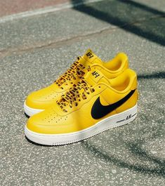 "half off 8727c 74e1e Release Date and Where to buy Nike Air Force 1 Low NBA ""Amarillo"""