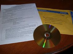 Gourmified: Broken Disney DVD or Blu-ray? Disney replaces broken DVD's...who knew?