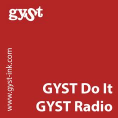 GYSTInk's Getting Your Sh*t Together Pinterest Board: GYST Do It's GYST Radio Podcasts.  Interviews with artists with a DIY perspective and other art world folks. www.gyst-ink.com  Interviews of artists, by artists.