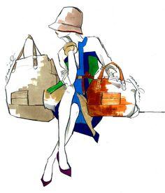 The Fashion Illustrator