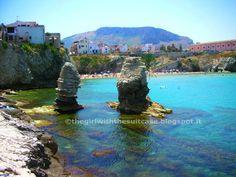 ~ Lovely. ~  Terrasini, Sicily http://www.thegirlwiththesuitcase.com/2014/01/cose-che-amo-dell-italia.html